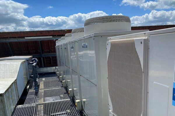 air conditioning system - Mid-Tech Services
