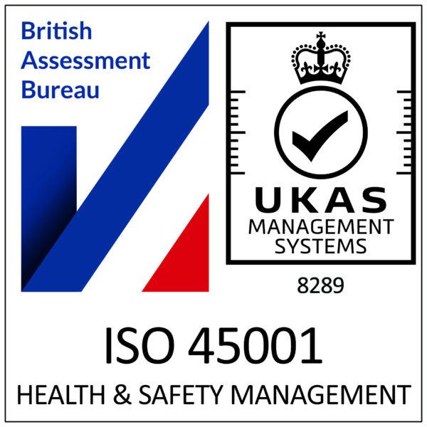 ISO-45001 - Mid-tech Services Ltd